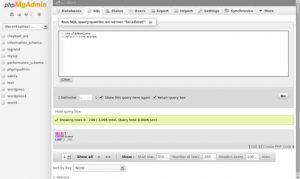 حذف تمام نوشته های زباله دان وردپرس با یک دستور sql