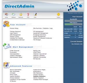 directadmin یا دایرکت ادمین چیست؟