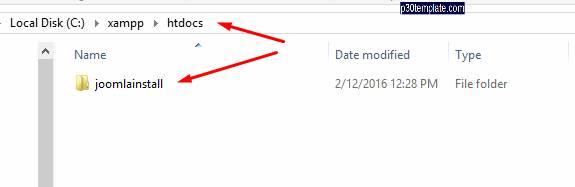 نصب جوملا 3 در لوکال هاست ( Wamp یا Xampp ) 1 2 3 4 5 (17 )