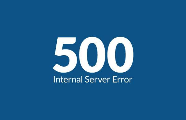 خطای 500 Internal Server در وبسایت ها چیست و چگونه آن را رفع کنیم؟
